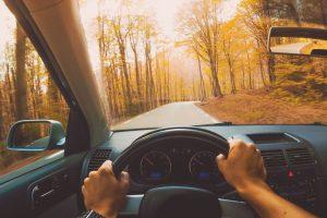 توصیههای رانندگی در فصل پاییز
