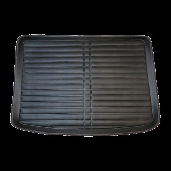 کفی 5 بعدی (5D) صندوق عقب چرم پورشه کاین Porsche Cayenne معین موتور