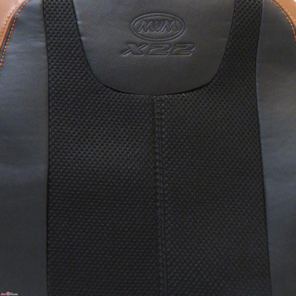روکش صندلی چرم و اسپیسر ام وی ام MVM X22