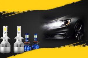 هدلایت یا لامپ LED خودرو و 4 نکته