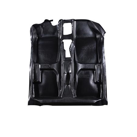 کفپوش یکپارچه چرمی بابل مناسب خودرو پژو 206