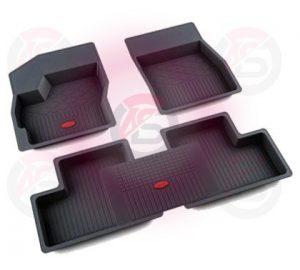 کف پوش سه بعدی 3D و پنج بعدی لبه دار 5D اتوسریر