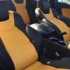 رنگ مناسب روکش صندلی ماشین